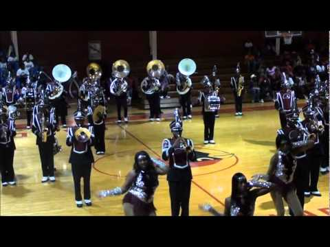 Lakeside High SHOW A-STATE BOTB 2012