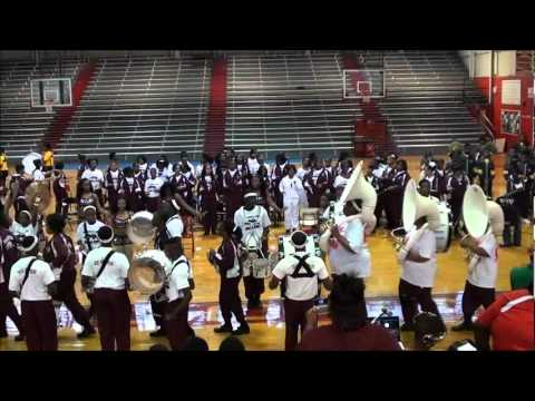 KING OF THE MIDSOUTH JACK ROBEY ENTRANCE 2012