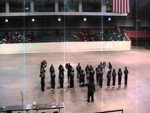Coahoma Community College @ Green Revue 2012