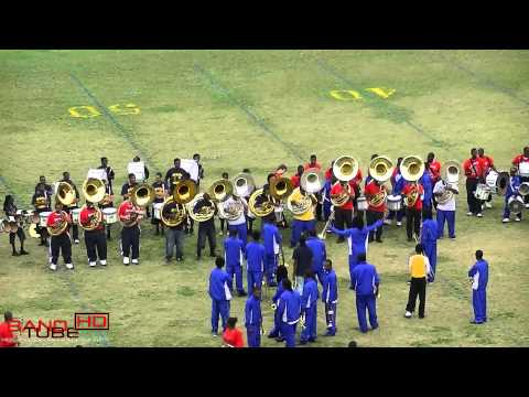 2012 Battle in the Valley: Tuba Fanfare