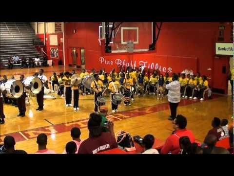 KING OF THE MIDSOUTH DRUMLINE ROUND 1 2012