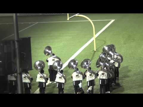 """Alabama State University """"Mighty Marching Hornets"""" Tubas 2011"""