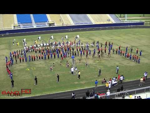Battle in the Valley: Mass Band 2012
