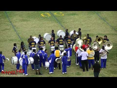 Battle in the Valley: CSRA All Star Percussion Section 2012