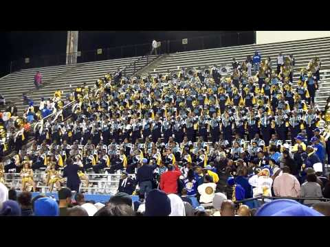 2011 Southern University Human Jukebox - Why I Love You So Much, Monica