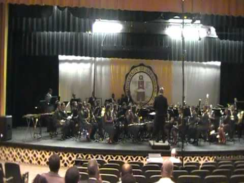 UAPB Wind Symphony 2012 Founder's Day Concert