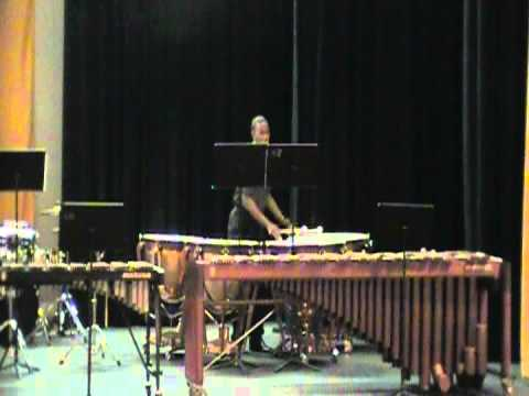 UAPB Percussion Ensemble - DeVaughn