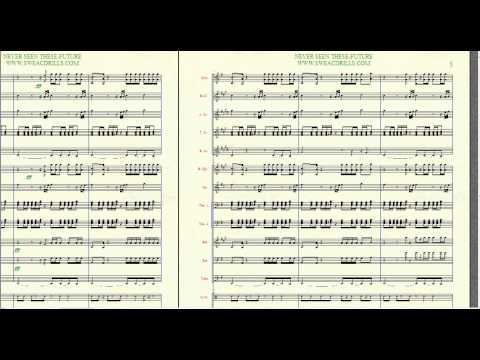 """Never Seen These"" Future Arr. By: Brandon G. Mitchell for Marching/Concert Band"