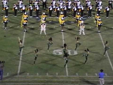 NSU Halftime - vs - A&T 2007