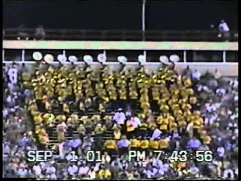"St. Aug 2001 ""Go The Mighty Purple"""