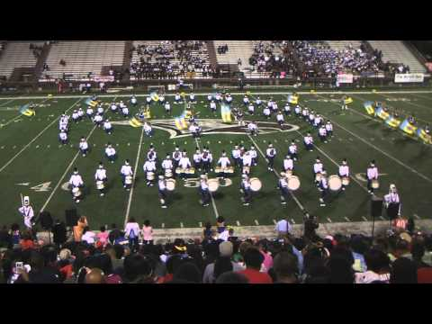 HHS Marching Hornets @ Adrian Carroll BOTB 2011