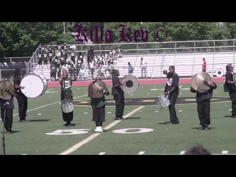 "Cass Tech High School's - ""Stick Squad Percussion Feature"" - 2010"