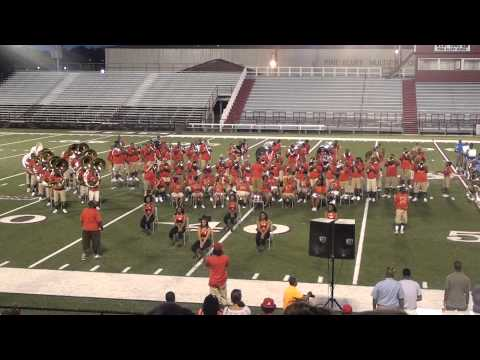 Memphis Mass Band vs Arkansas Mass Round 4 2012