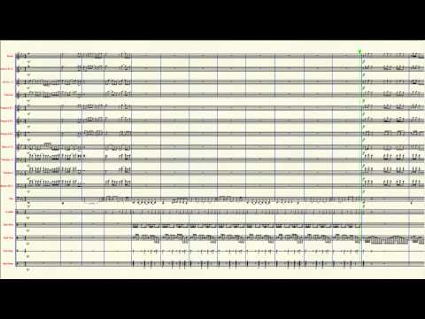 Marching Band Arrangement: Workout