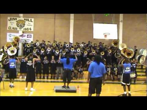 "Mississippi Allstar Alumni Band ""Pretty Girls"" 2012"