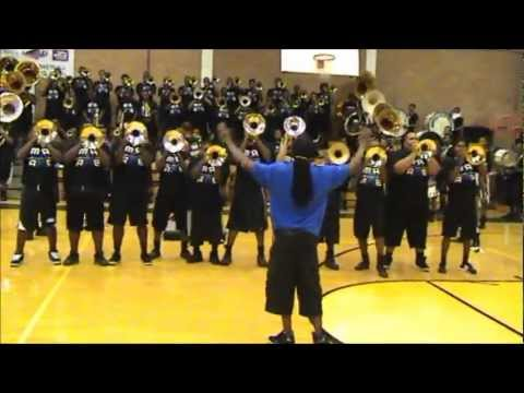 "Mississippi Allstar Alumni Band ""Neck"" 2012"