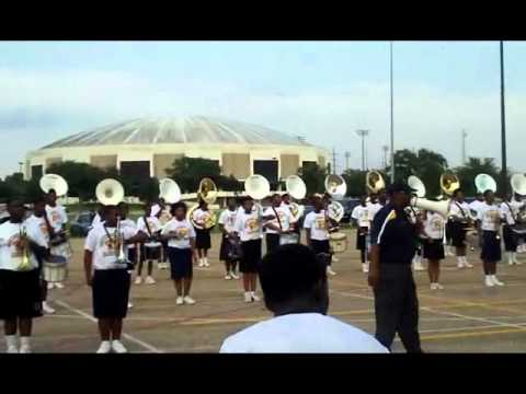 SU High School Band Camp 2012
