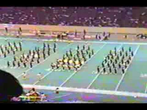 """McDonogh #35 Marching Band-""""She Blinded Me with Science"""""""