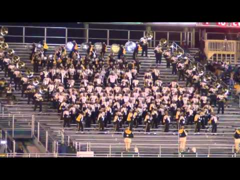 Norfolk State University Band In The Stands