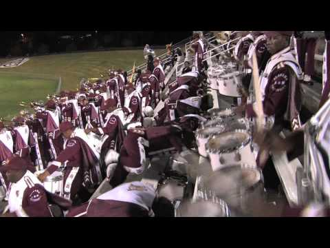 AAMU Drumline 30sec Freak (Beat It Up)