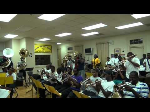 Inside The New Orleans All-Star Band Part 9 Continuation