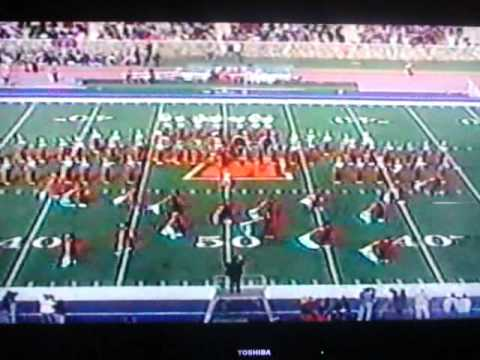 DSU Band - Fall 2004, Halftime Show at Morgan State