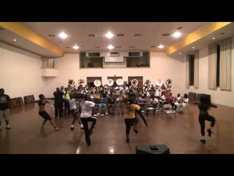 Inside The New Orleans All-Star Band Part 6 HOUSTON WEEK Continuation#2