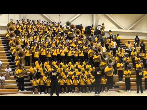UAPB - LEAVE YOU ALONE 2012