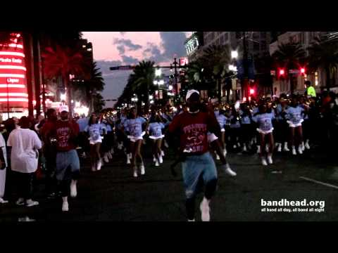 2012 Talladega College Band - You Belong To Me
