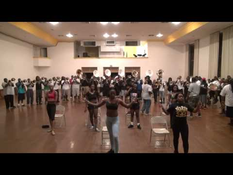 Inside The New Orleans All-Star Band Part 7 HOUSTON WEEK Continuation#3