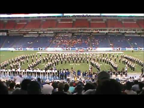 Tennessee State Halftime JMC 2012