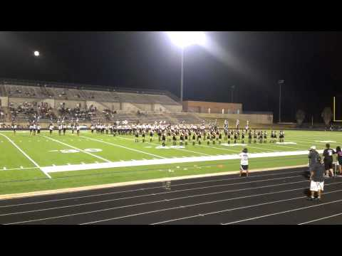 Hightower VS. Eisenhower (HHS Halftime Show) 2012