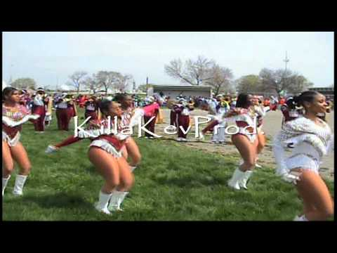 River Rouge High School - Ring My Bell - 2004