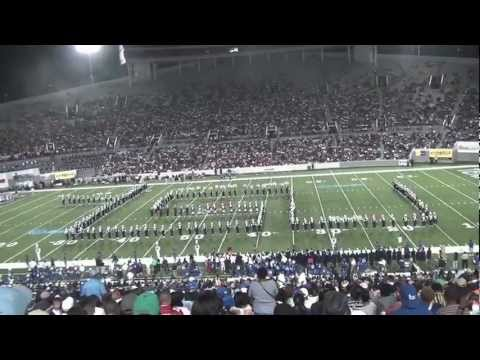 2012 Southern Heritage Classic: Tennessee State University Halftime Show