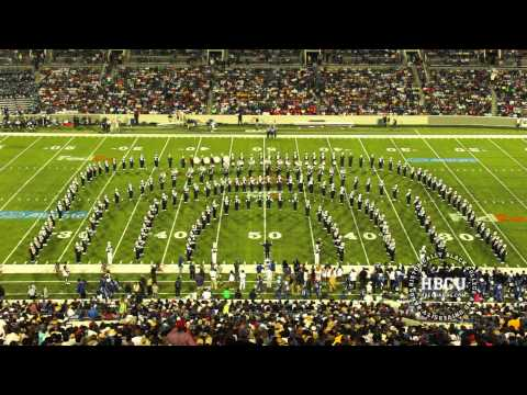 Tennessee State University (2012) - Halftime Show - Southern Heritage Classic