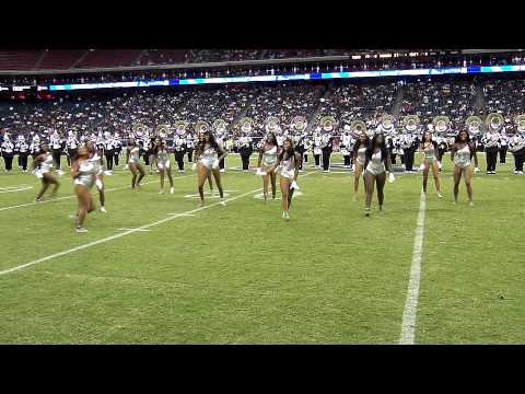 Texas Southern band Labor Day classic 2012