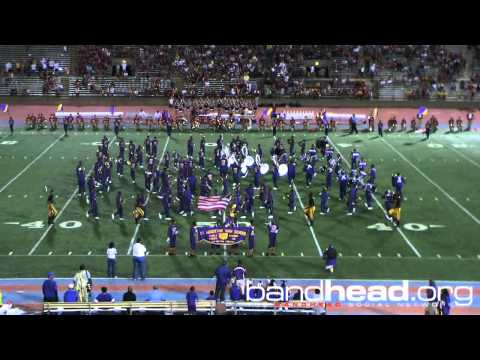 St. Aug Halftime Show vs. Brother Martin 2012