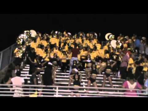 """Rollin' The Deep Bounce"" Scotlandville High Band 2012"