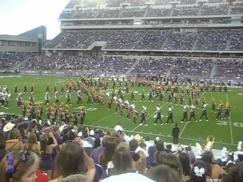 Grambling State vs TCU!