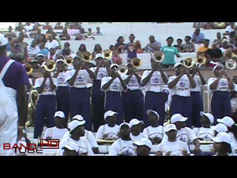 2012 Palmetto Classic: Benedict vs. Virginia State: Trombone Battle