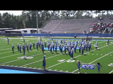 Fort Valley St. - Camden Co BOTB 2012