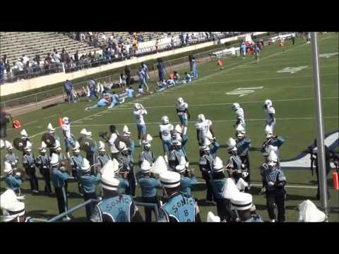 JACKSON ST MARCHING IN BOOMBOX CLASSIC 2012