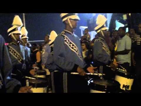JACKSON ST MARCHING OUT BOOMBOX CLASSIC 2012