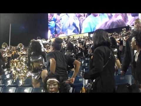 "UAPB VS TENNESSEE ST ""I DON'T LIKE"" BATTLE  2012"