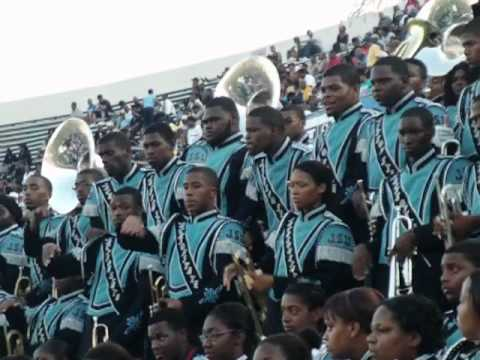 """Jackson State """"Sonic Boom of the South""""- Bag of Money 2012"""