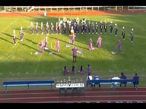 CHS PANTHERS BAND @ BATTLE OF THE BORO (2012)