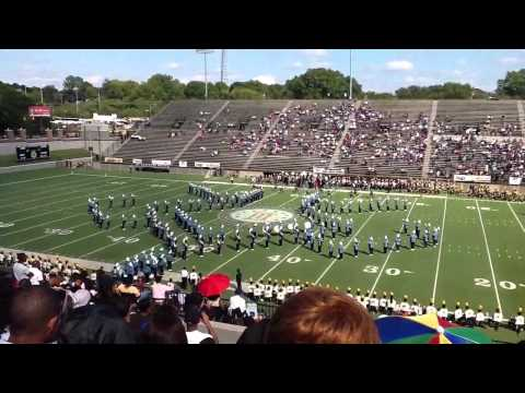 Jackson State Halftime Show 2012 vs Alabama State After 30+ Years