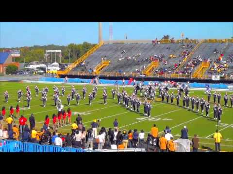 "2012 Howard University ""Showtime"" Band (10.13.12) Field Show"