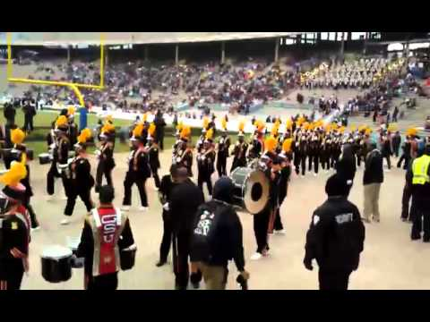 My 1st Part Of 3 Parts Of Grambling's Drumline