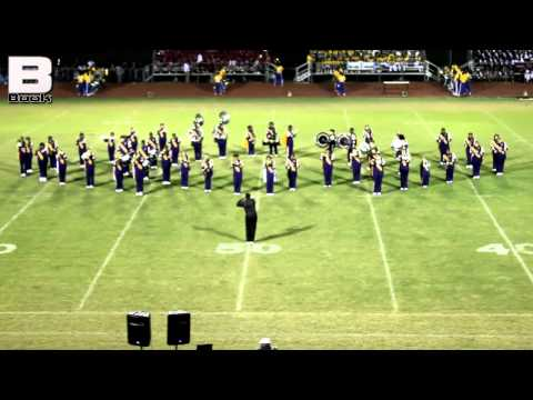Lutcher High School Band - Jeanerette Battle 2012